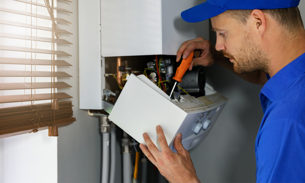 Harvey Heating, Helping You Maintain Peace Of Mind